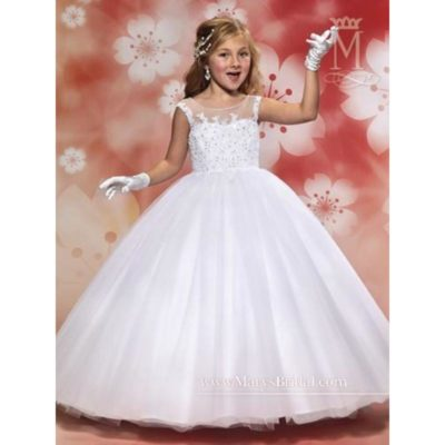 flower girl dress f405